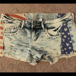 3 pairs of Size 3 shorts